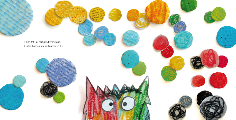 El Monstruo de Colores | Anna Llenas