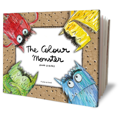 Image result for the colour monster